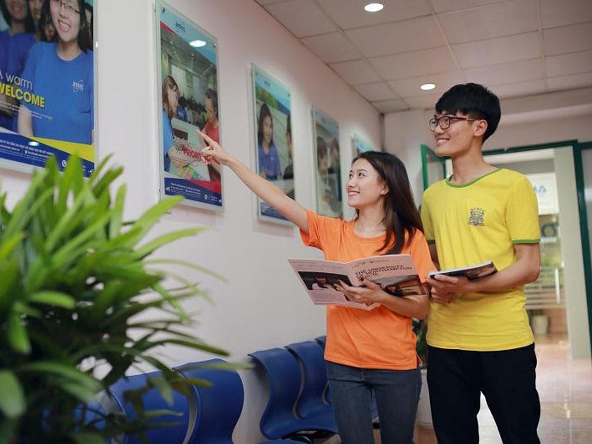 Trung tâm du học Hàn Quốc tại Hà Nội uy tín AMEC
