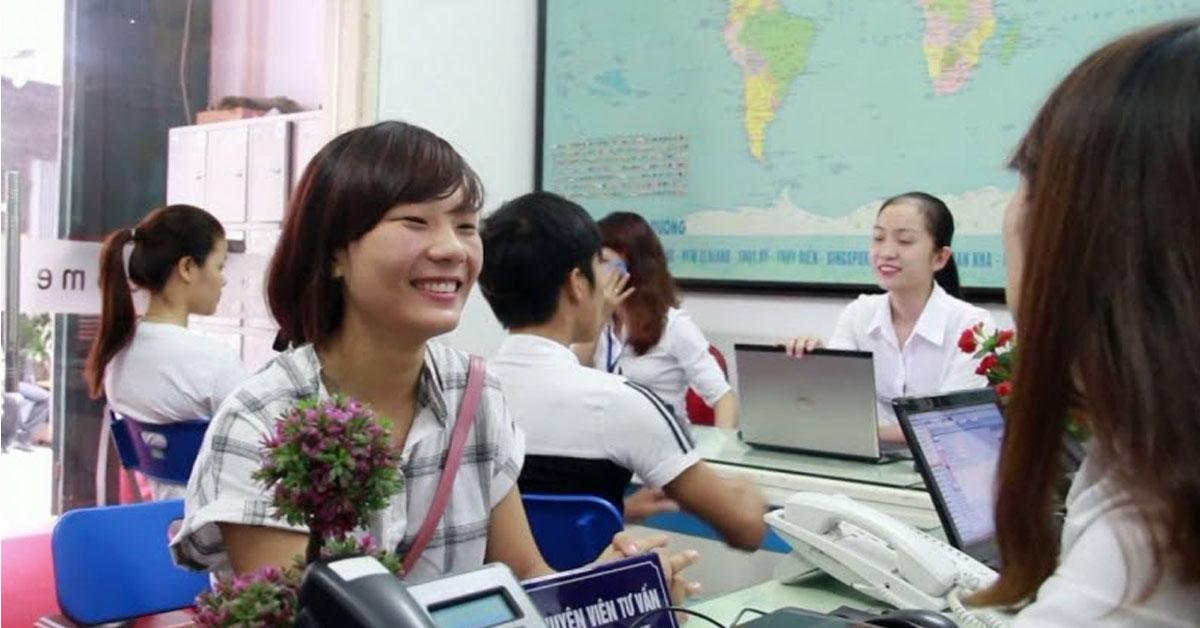 Học viên đến New Ocean để tư vấn sẽ hài lòng với sự đa dạng của các chương trình tại đây