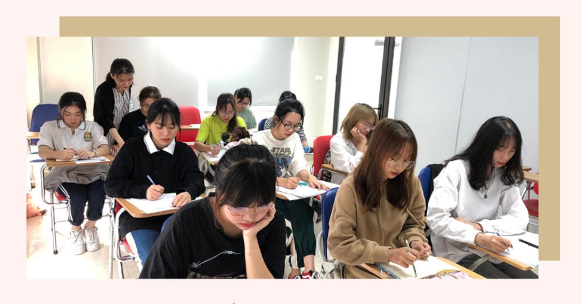 Các lớp học tiếng Hàn nhiều cấp độ được khai thường xuyên tại Du học Sunny