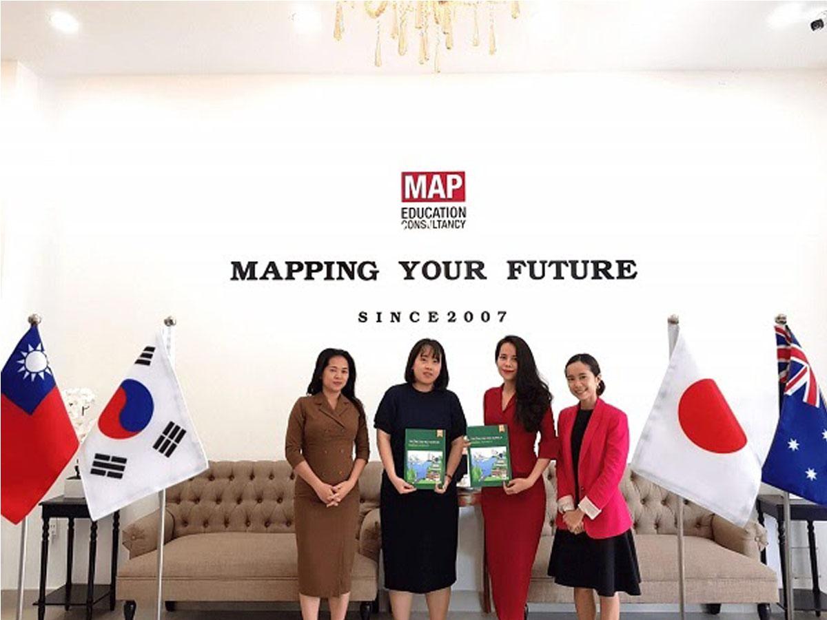 MAP liên kết với Konkuk University - 1 trong những Đại học hàng đầu Hàn Quốc